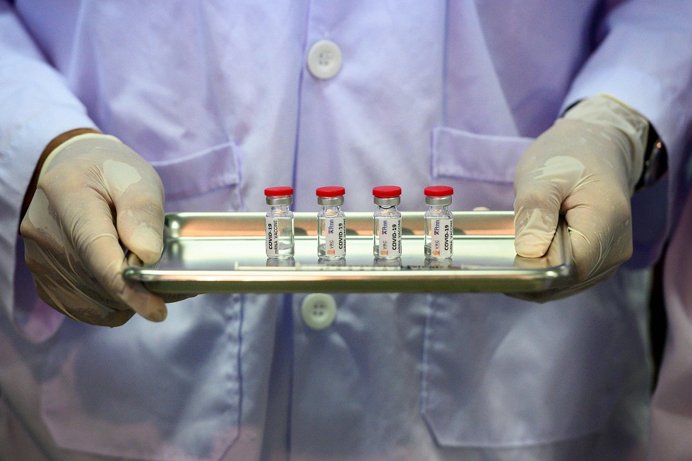 Empresas doam R$ 100 mi para fábrica de vacina
