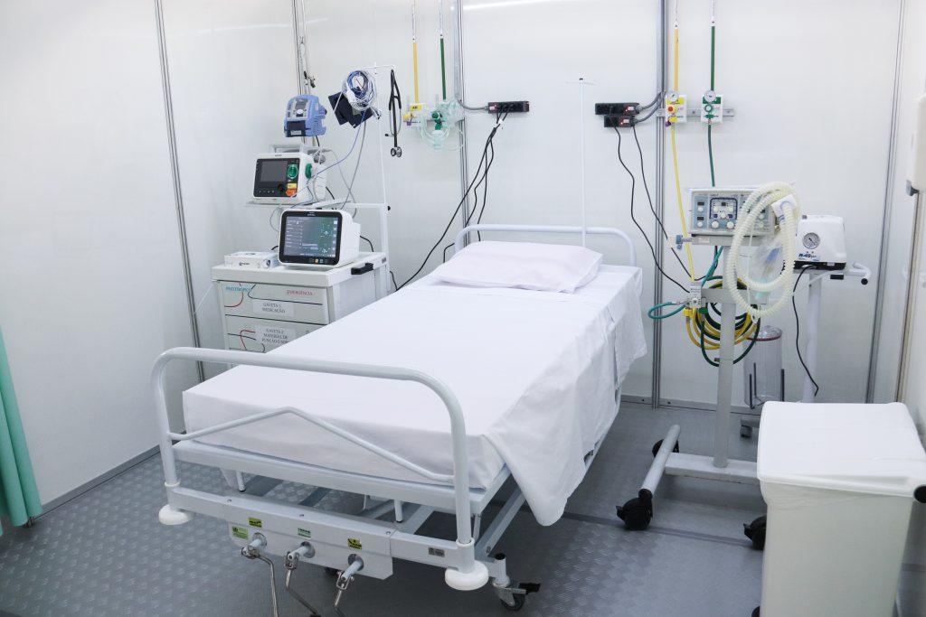 Sorocaba dobra número de leitos clínicos do hospital de campanha
