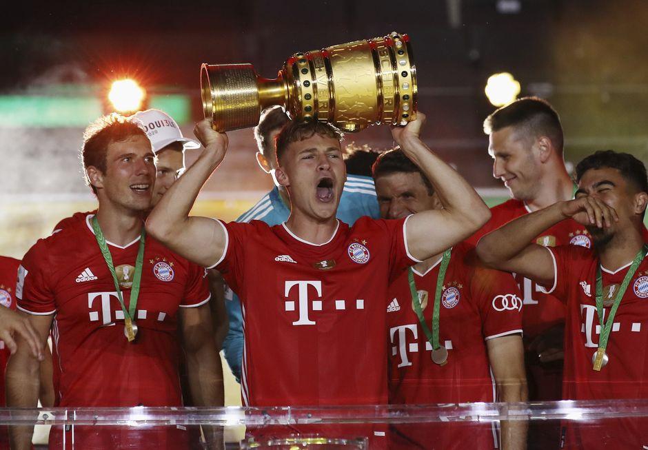 Bayern fatura Copa da Alemanha