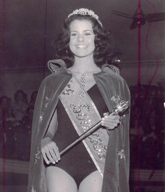 TBT: Célia Maria a sorocabana que conquistou o miss São Paulo em 1971