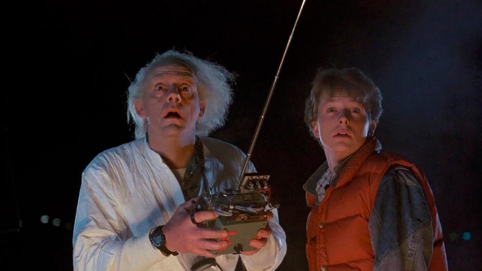'De volta para o futuro' faz 35 anos