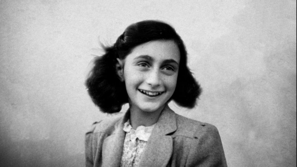 Documentário conta a vida de Anne Frank