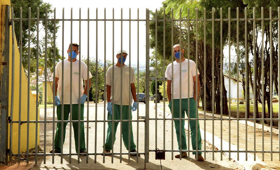 Eles também são heróis da pandemia