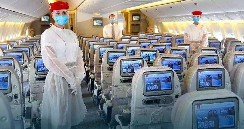 Emirates retoma cinco rotas para São Paulo