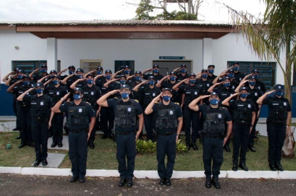 GCM de Votorantim ganha novos agentes