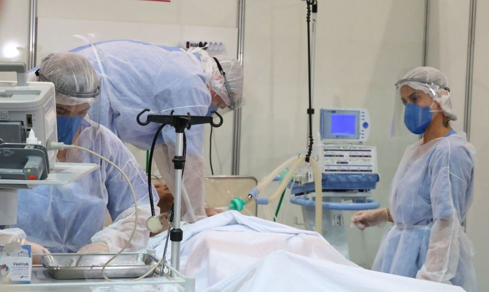 Hospital de campanha terá médicos de UBSs