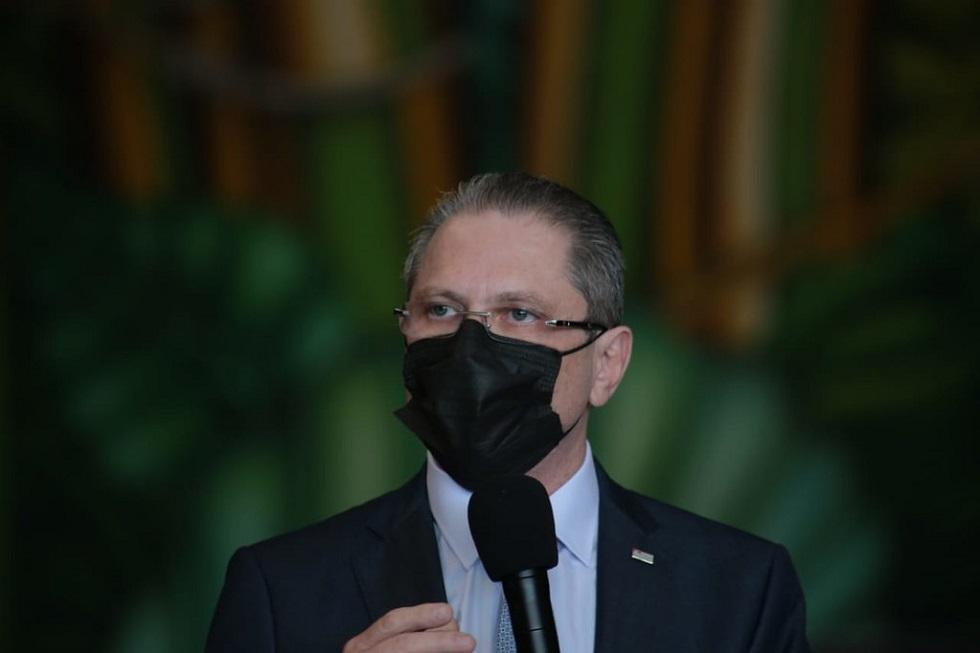 Jean Gorinchteyn é médico e professor. Crédito da foto: Governo do Estado de São Paulo (21/7/2020)