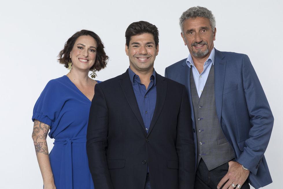 O cardápio variado de SBT, Globo e Record nesta quarta