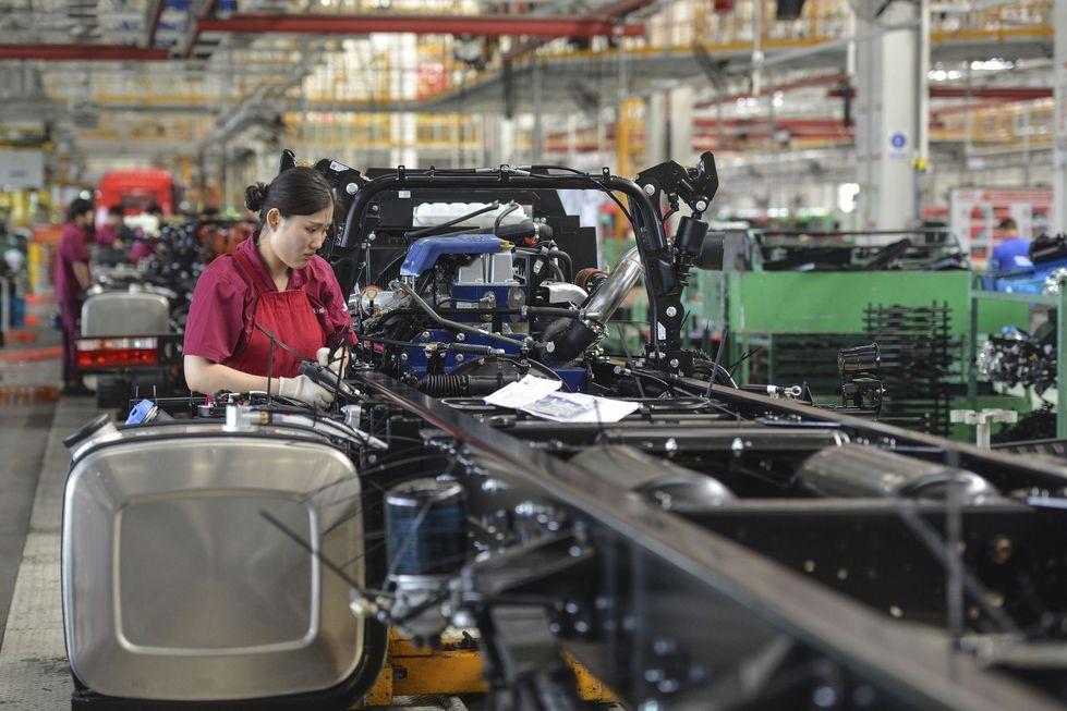 PIB da China cresce 3,2% no 2º trimestre