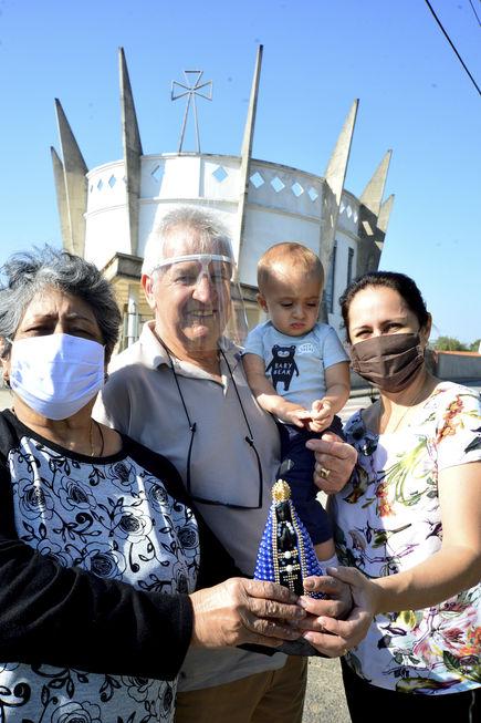Pandemia suspende a Romaria de Aparecidinha