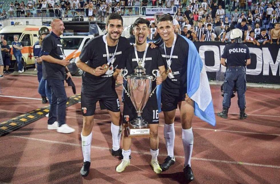 Sorocabano conquista campeonato na Europa