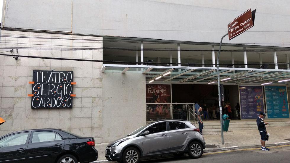 Teatro Sérgio Cardoso faz 40 anos de história
