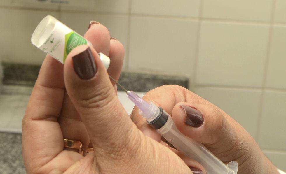 Vacinação contra o sarampo recomeça 2ª feira