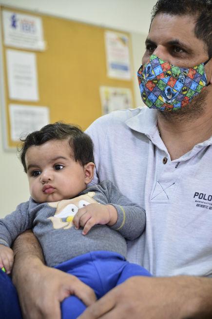 Vigilância alerta para baixa vacinação em crianças