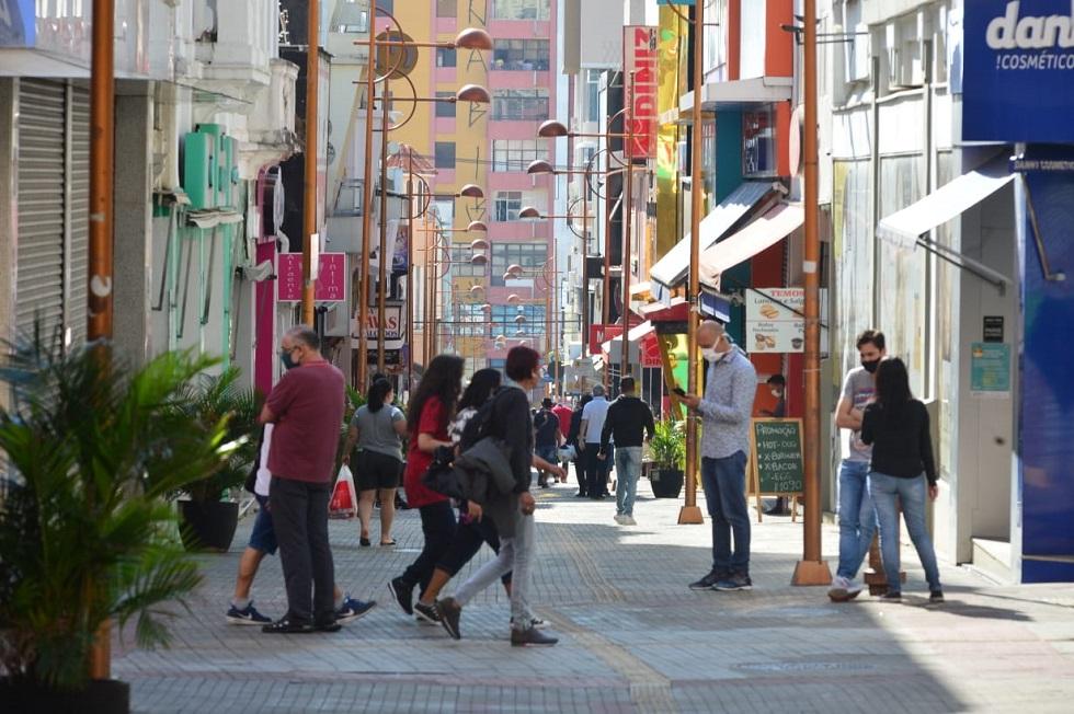 Comerciantes terão encontro com prefeita de Sorocaba para pedir a reabertura de lojas