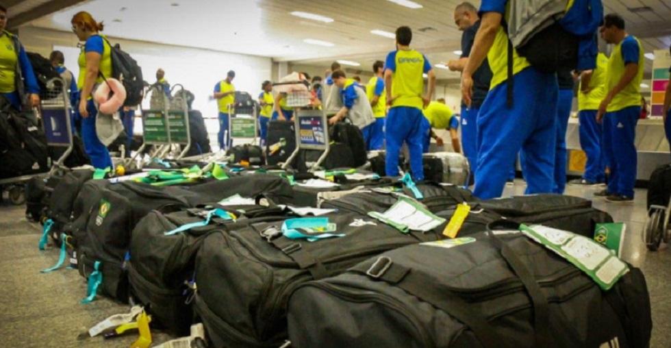 De olho em Tóquio, atletas do Brasil embarcam para treinos em Portugal
