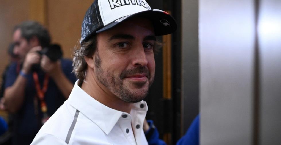 Alonso é confirmado pela Renault e volta para a Fórmula 1 em 2021
