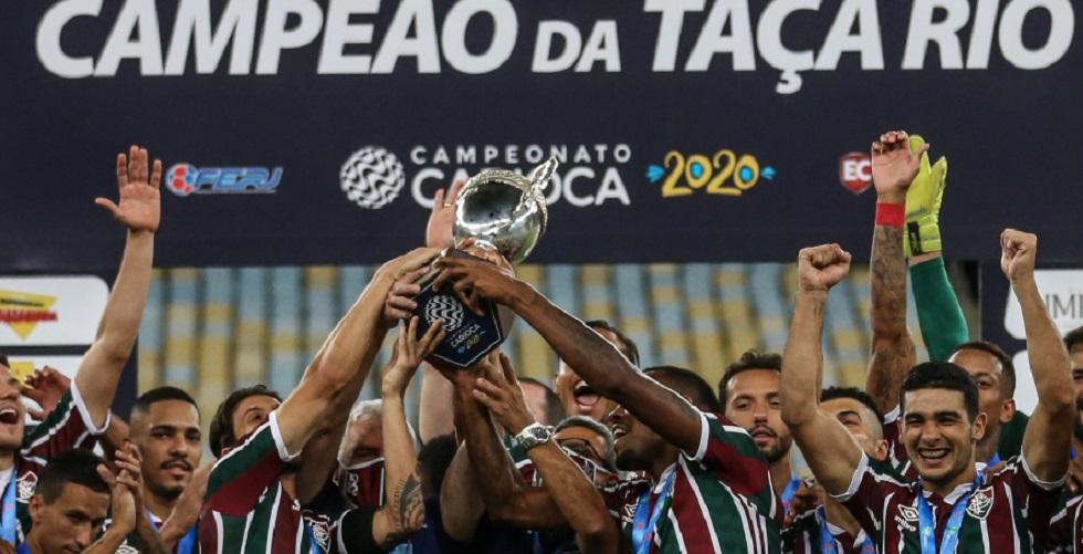 Odair Hellmann oferece título do Fluminense às vítimas do coronavírus
