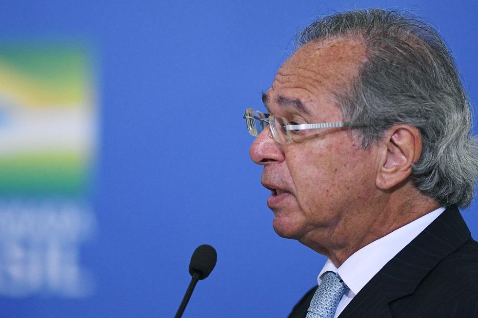 'Sabemos que temos que reduzir os efeitos sobre o meio ambiente', diz Guedes