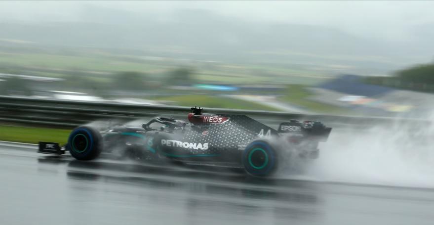 Lewis Hamilton conquista a pole do GP da Estíria, na Áustria