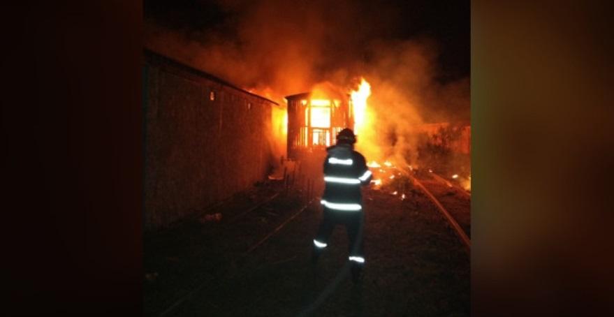 Incêndio em prédio da saúde destrói 2 mil testes de coronavírus em Botucatu