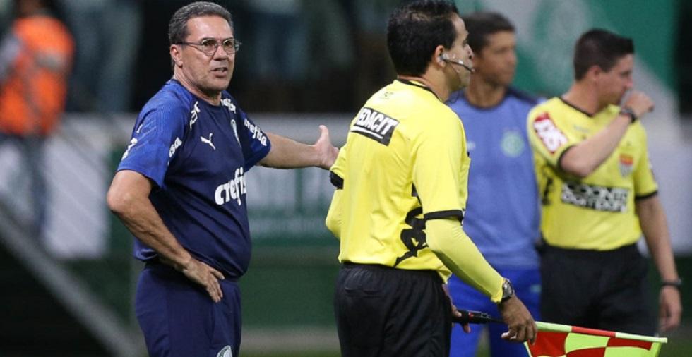 Luxemburgo, técnico do Palmeiras, é diagnosticado com o coronavírus
