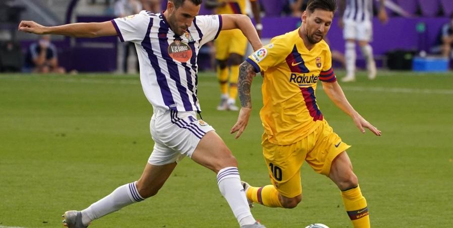 Barcelona vence fora e impede título antecipado do Real Madrid no Espanhol