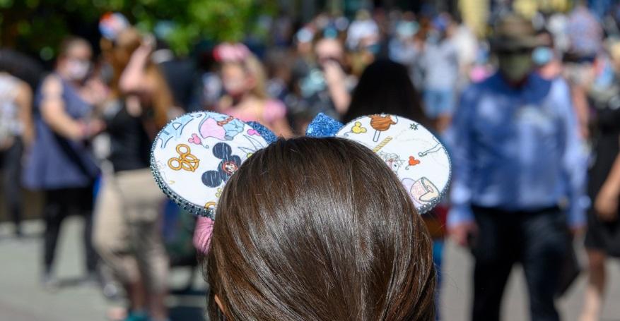 Disney World reabre as portas em plena expansão da Covid-19 na Flórida