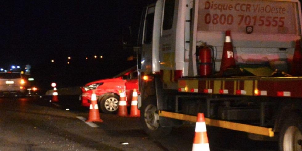 Motorista morre em acidente na rodovia Raposo Tavares