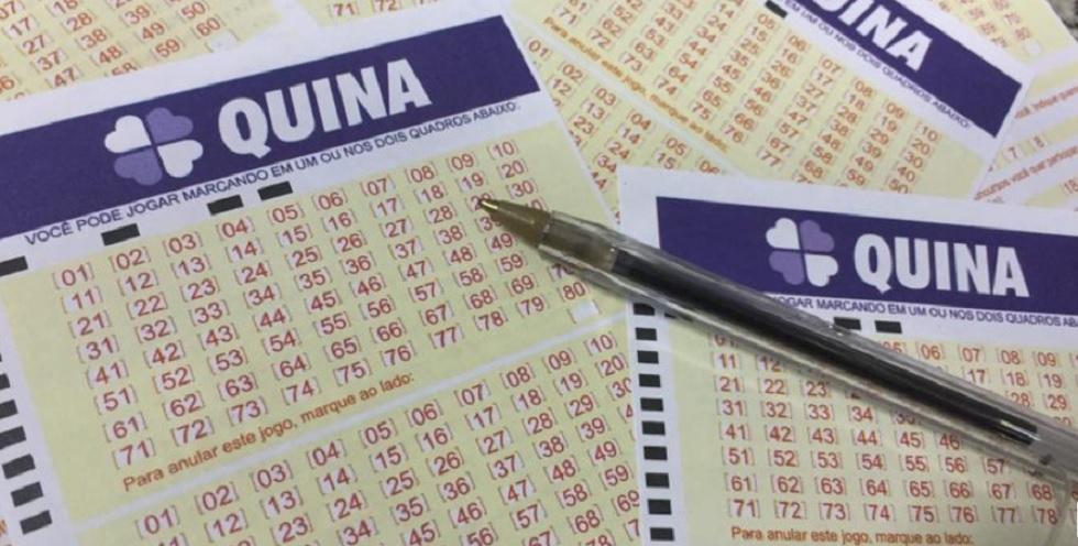 Aposta feita em Sorocaba ganha R$ 9.598,74 na Quina