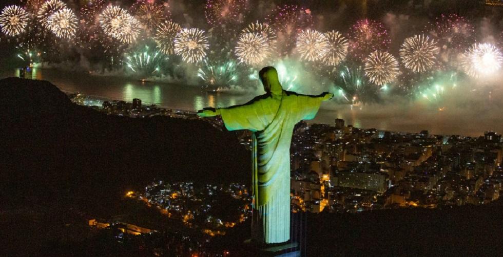 Pandemia faz Prefeitura do Rio suspender festa de Réveillon