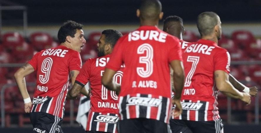 Em turbulência, São Paulo visita o Sport