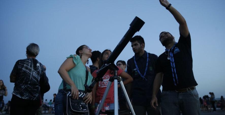 Fenômeno astronômico pode ser visto antes do amanhecer deste domingo
