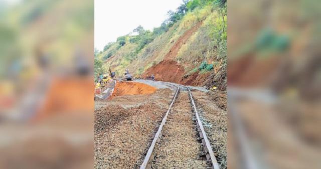 Trens voltam a circular após reconstrução de ferrovia em Botucatu