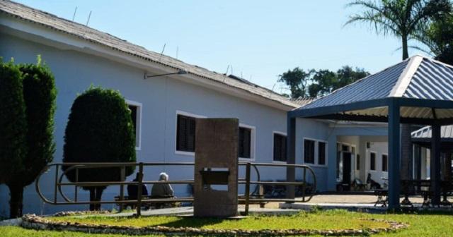 Sede da Vila dos Velhinhos, em Sorocaba