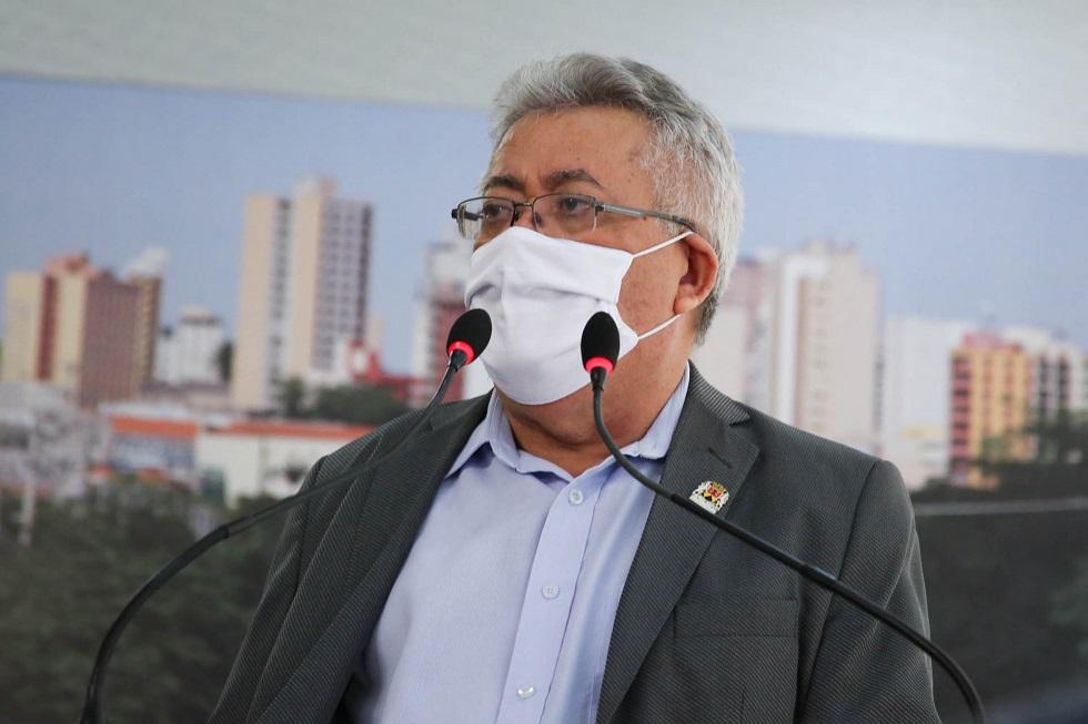 Vereador Luis Santos segue na UTI e apresenta quadro estável