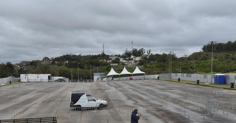 Arena Cultural Drive-in é inaugurada hoje
