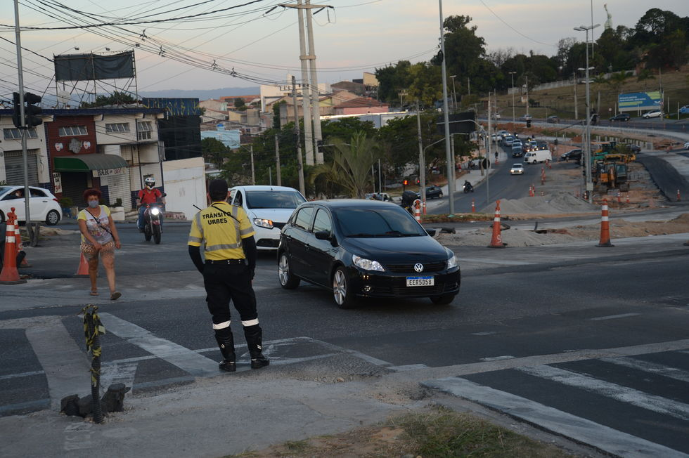 BRT faz de Sorocaba um canteiro de obras