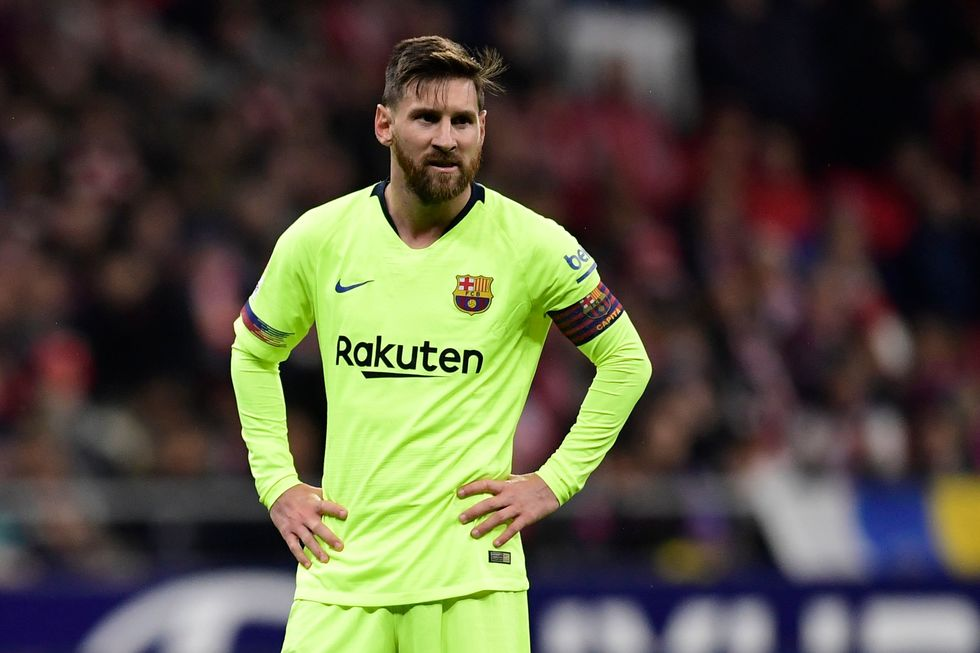 Barça se mexe para manter Messi
