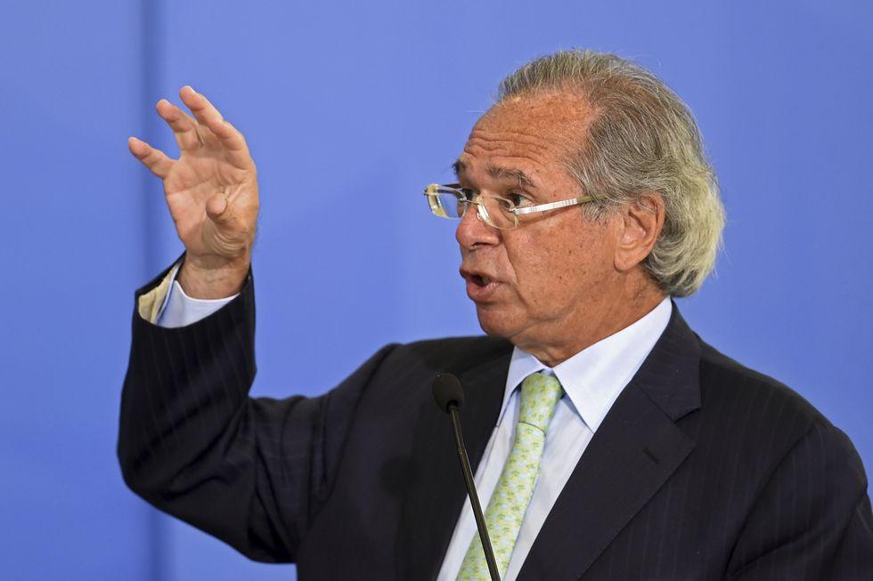 Guedes diz que pode desistir do imposto de transações digitais