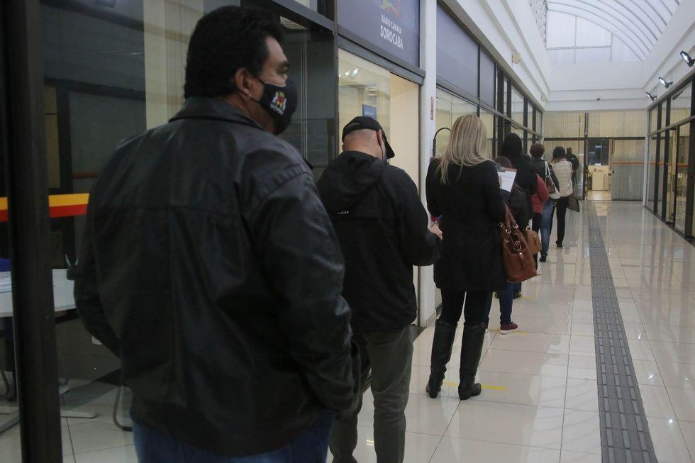 Câmara de Sorocaba faz testes de Covid-19 em vereadores e funcionários