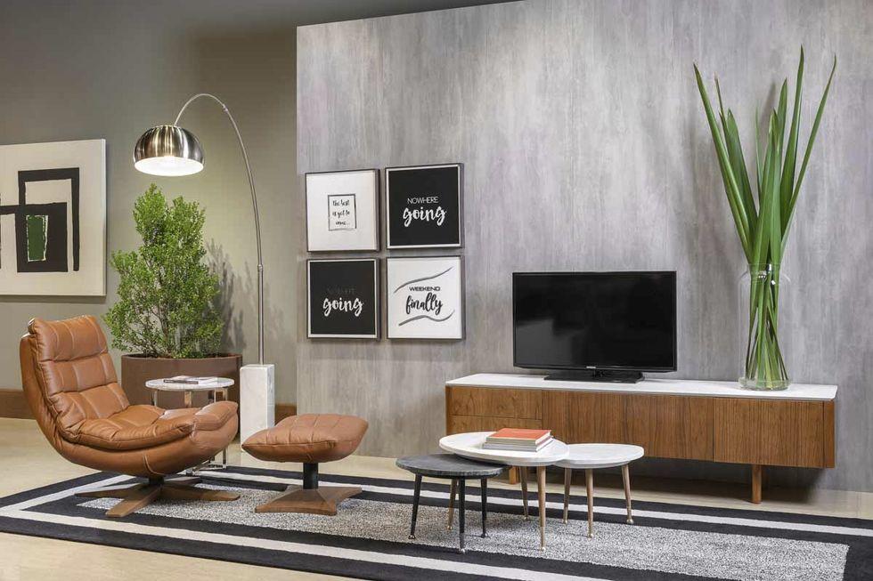 Como escolher poltrona para a sala de estar?