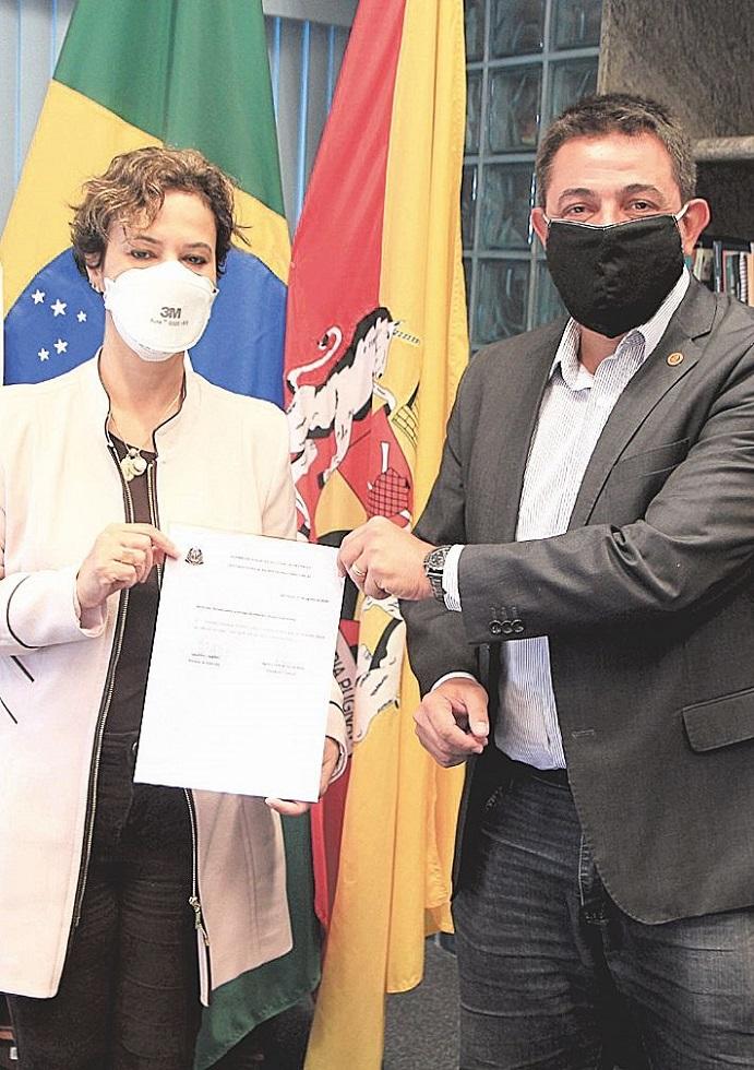 Deputado Danilo Balas envia recursos para reformas de UBSs