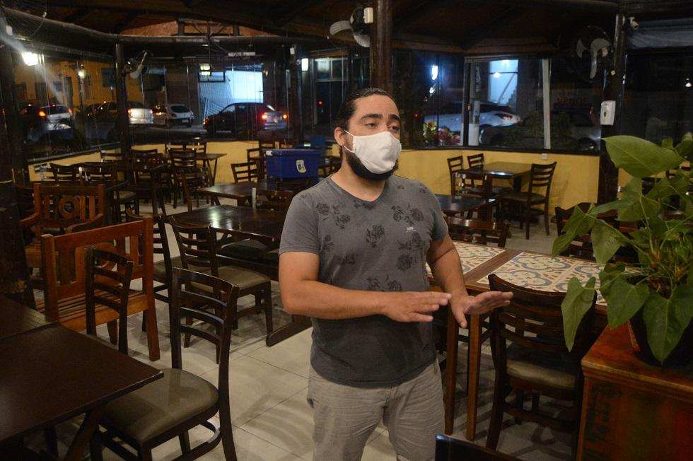 Donos de bares e restaurantes em Sorocaba vivem incertezas