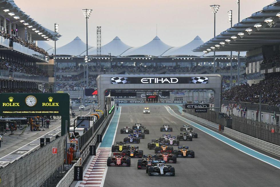 Fórmula 1 divulga final do calendário da temporada 2020 com 17 etapas