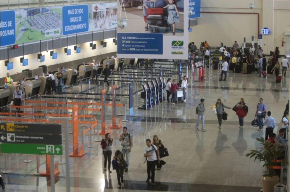 Goiânia receberá voos do Exterior