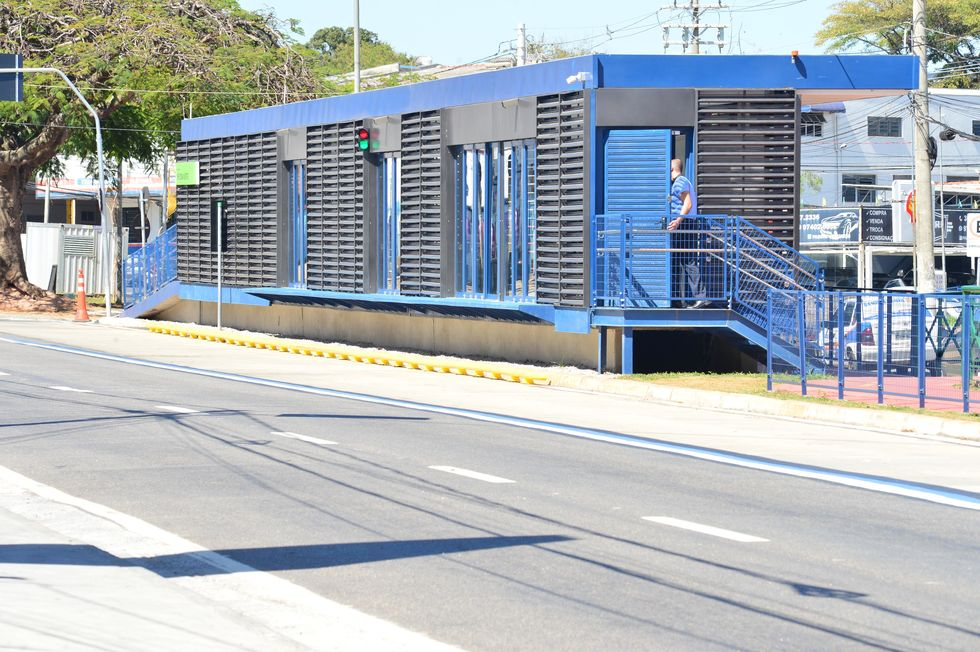 Licença ambiental para o BRT