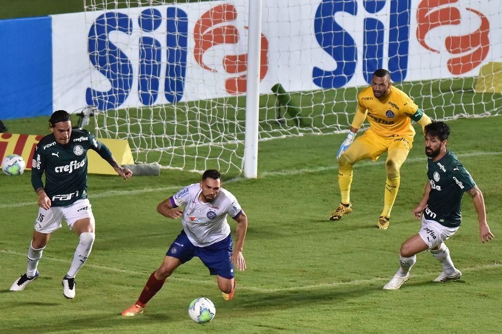 Palmeiras deixa vitória escapar