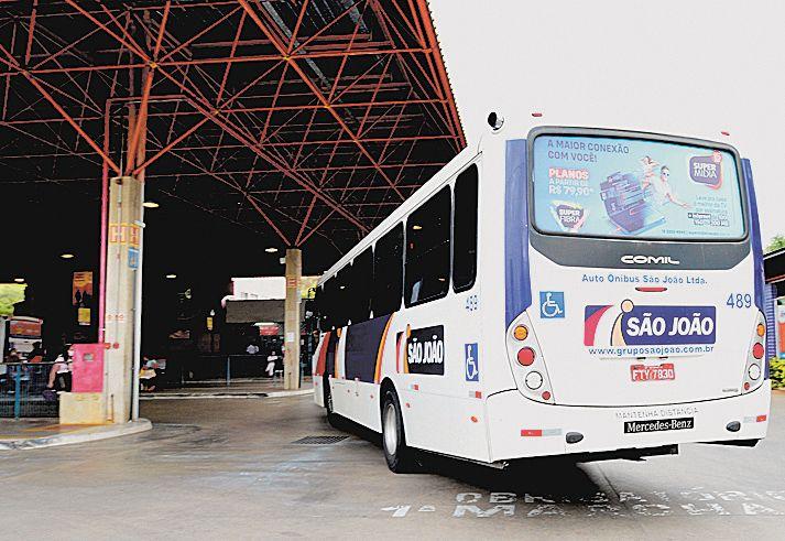 Funcionários da São João podem parar os ônibus ainda nesta semana