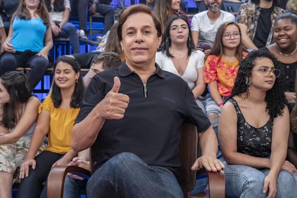 Tom Cavalcante grava novo programa para o Multishow